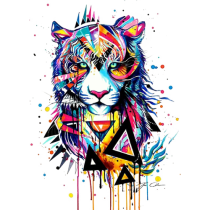 Tiger full color