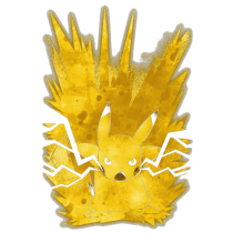 Pikachu impactrueno