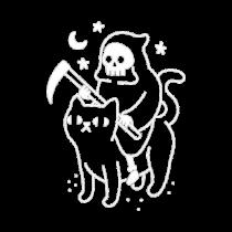 Gatito de la muerte