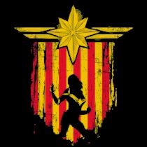 Capitana Marvel  escudo