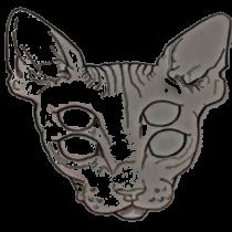 Gato Ojos Efect