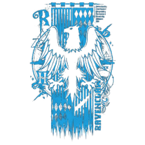 Escudo Ravenclaw