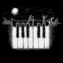 Piano noche