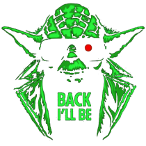 Yoda the terminator