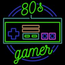 80s gamer