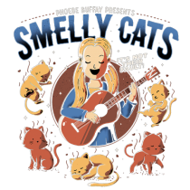 Phoebe smelly cat