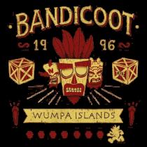 Bandicoot wumpa islands