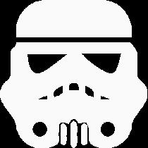 Trooper blanco