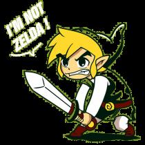 No soy zelda