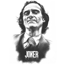 Joker lapiz