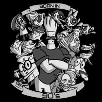 Born in the 90