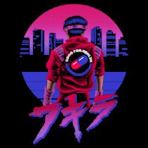 Retro Akira
