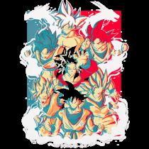 Goku Evoluciones