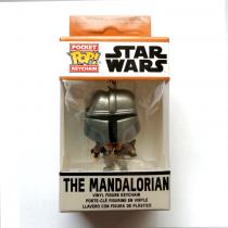 Llavero Mandalorian