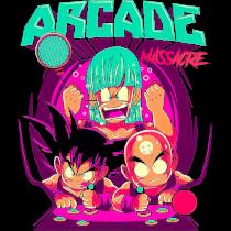 Dragon Ball Arcade Massacre