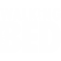 Walking to the bed